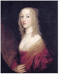 Louise Maria van de Palts Sir Peter Lely