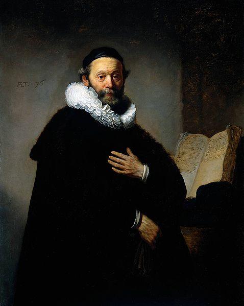 Wtenbogaert door Rembrandt